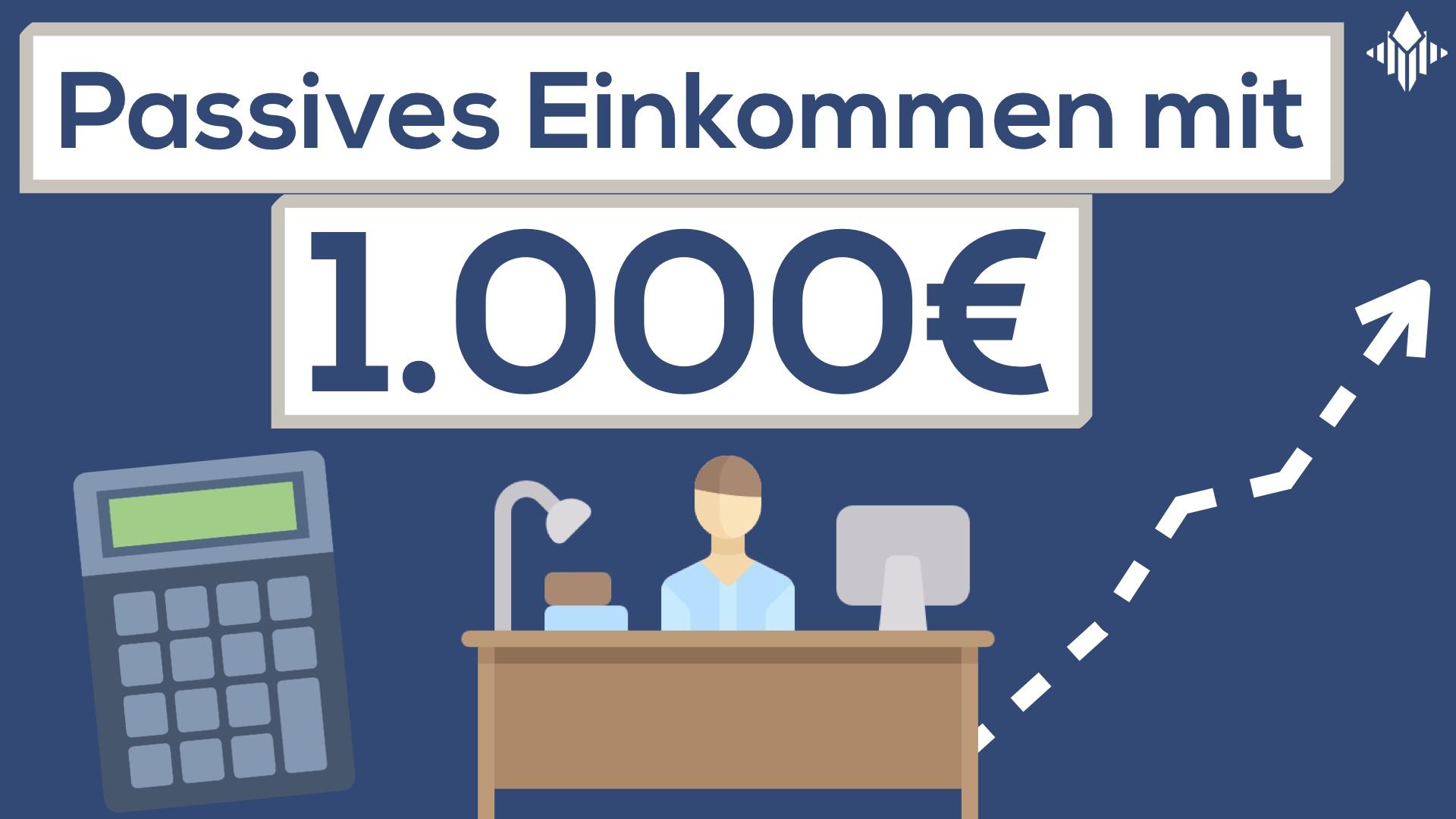 10 Möglichkeiten 1.000€ gut zu investieren