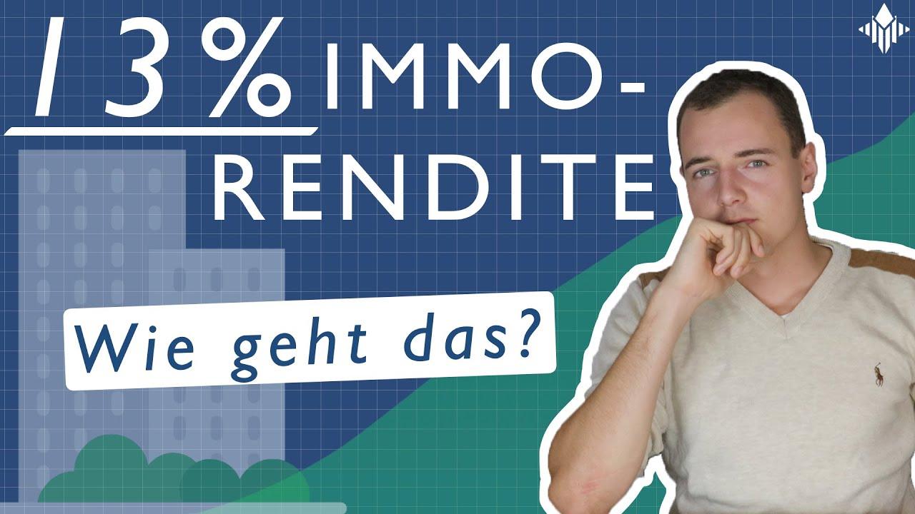 13 % Rendite mit Immobilien erzielt - Meine ReInvest24 Erfahrungen