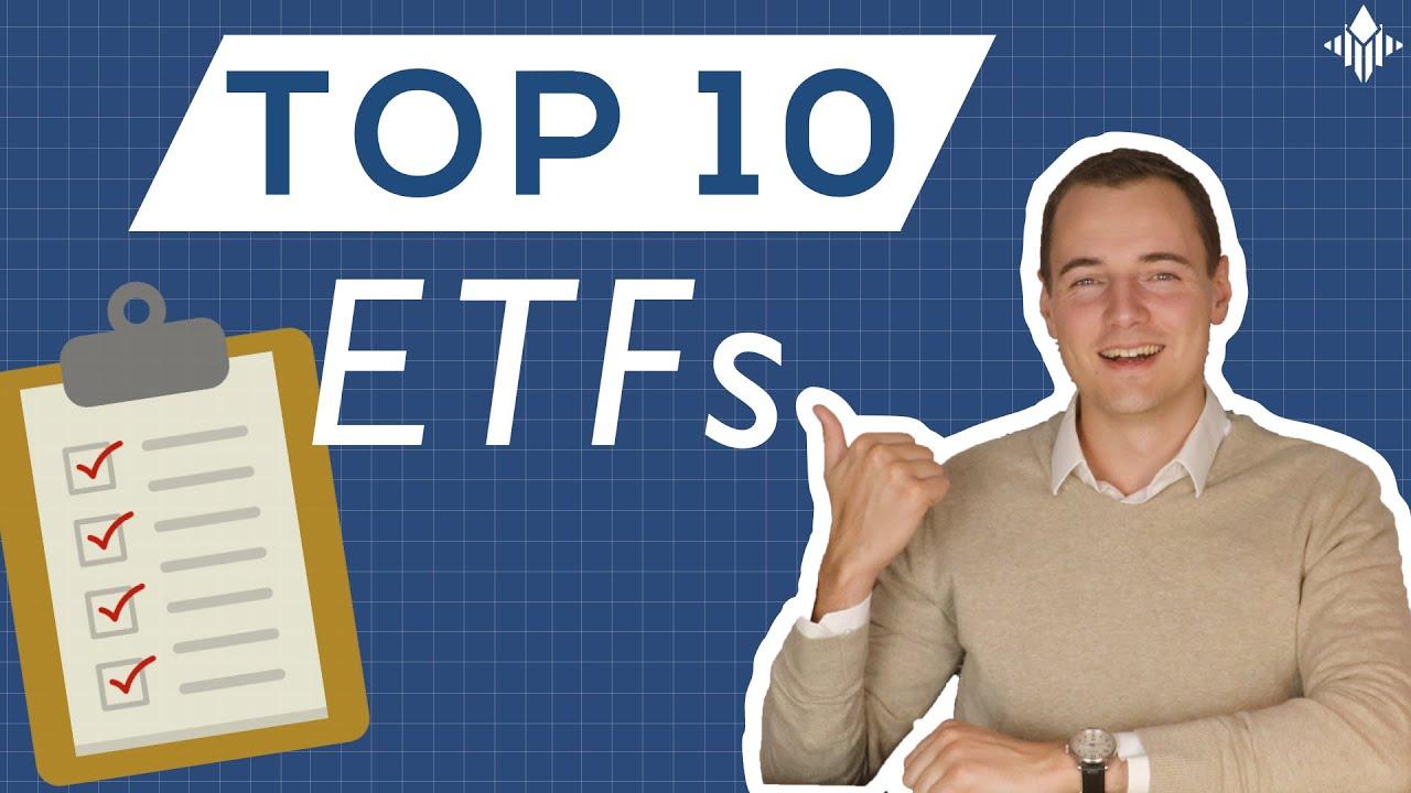 Top 10 ETFs für den Sparplan (TradeRepublic / iShares)
