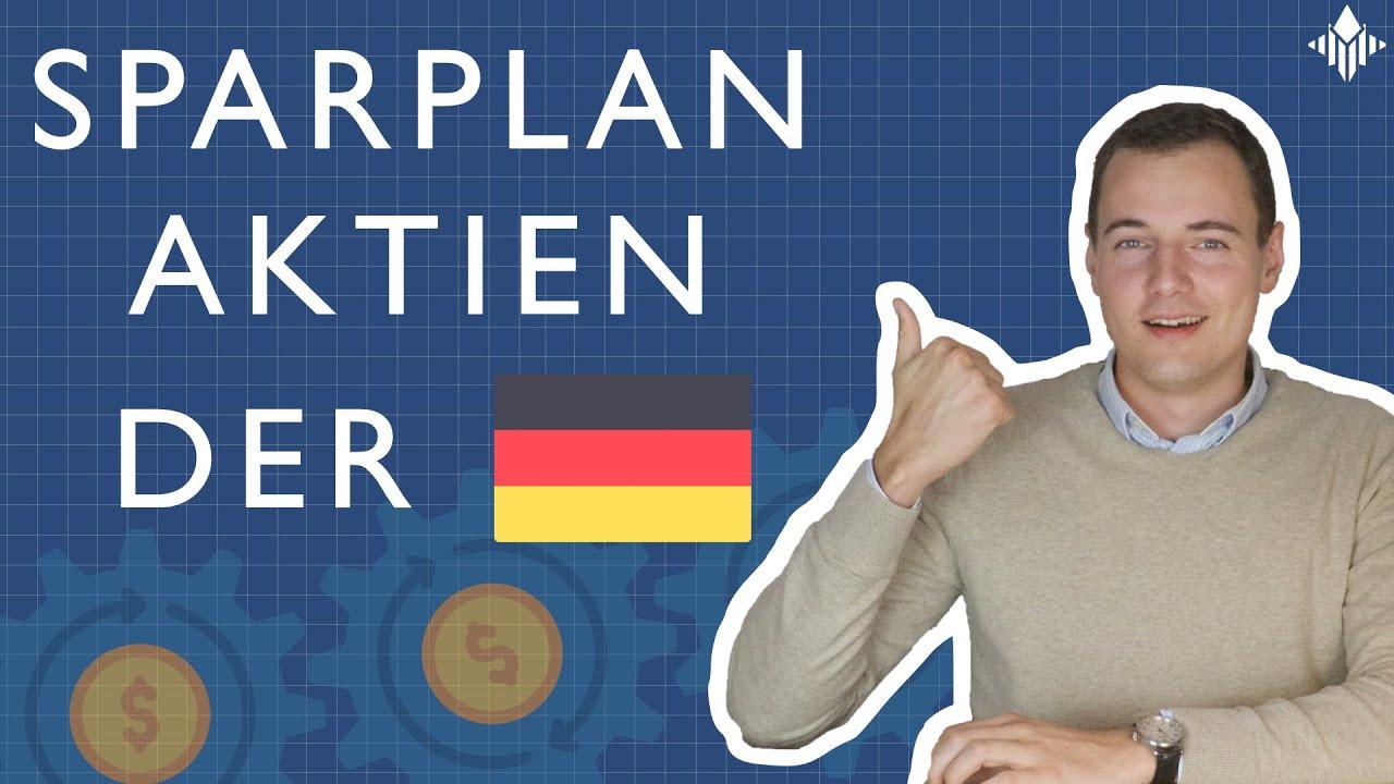 Die Top-10 beliebtesten Aktien der Deutschen in Sparplänen