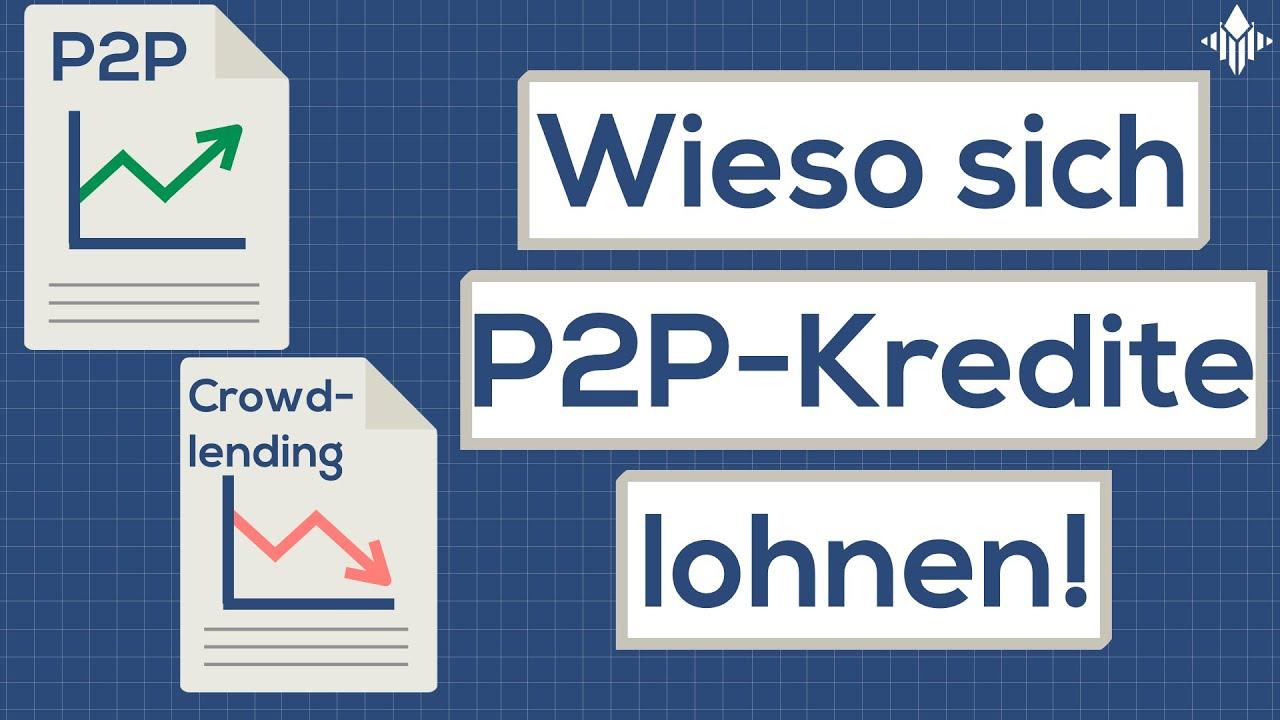 P2P vs Crowdlending - Wieso ich nicht in beide investiere