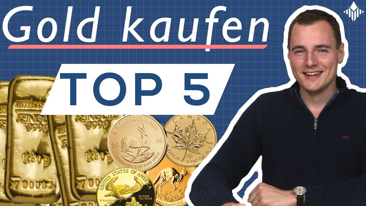 Top 5 Möglichkeiten, um Gold günstiger und besser zu kaufen