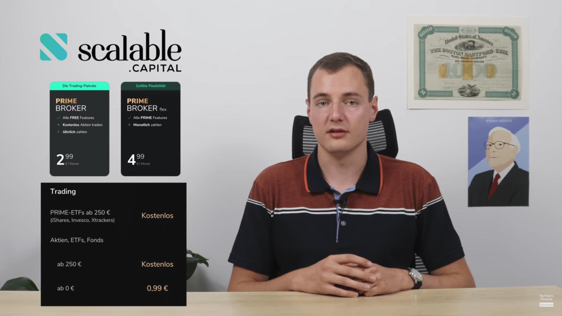Preis oder Auswahl? Scalable Capital vs Smartbroker Depot-Vergleich